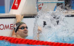 Tokyo (Japan), 24/07/2021.- Arno Kamminga of the Netherlands competes during the Men's 100m Breaststroke Swimming event of the Tokyo 2020 Olympic Games at the Tokyo Aquatics Centre in Tokyo, Japan, 24 July 2021. (100 metros, Japón, Países Bajos; Holanda, Tokio) EFE/EPA/VALDRIN XHEMAJ