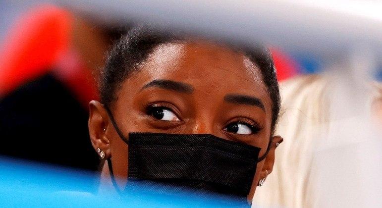 Simone Biles vai disputar a final olímpica da trave