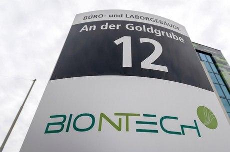 Empresa alemã BioNTech criou a vacina