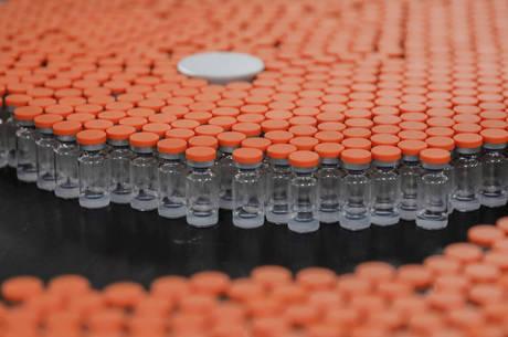 Butantan vai fazer o envase de doses da CoronaVac