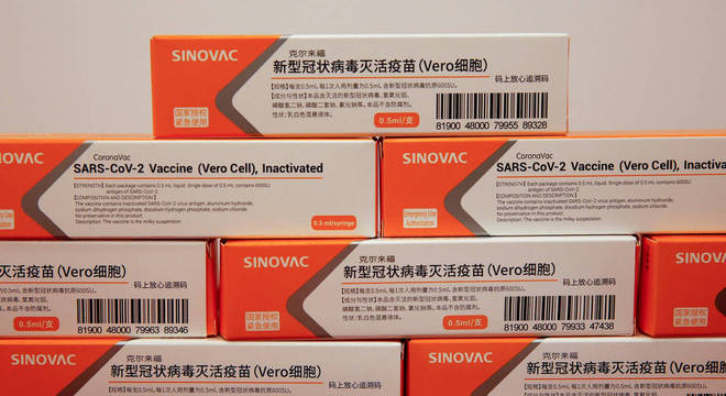 Caso seja aprovada nos testes, CoronaVac será produzida pelo Instituto Butantan