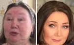 Apesar de trabalhar por uma transformação, o maquiador acredita que seu trabalho só revela o que existe de melhor nas mulheres.