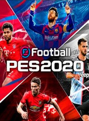 eFootball PES 2020, lançado em 2019