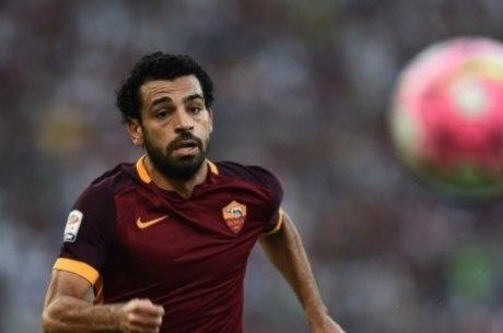 Egípcio Mohamed Salah joga na Roma (Foto: FIFA)