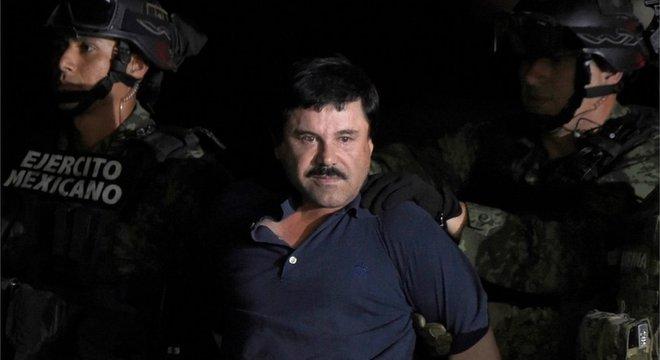 El Chapo foi condenado após 11 semanas de julgamento
