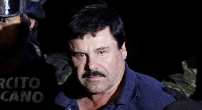 Joaquín 'El Chapo' Guzmán foi considerado culpado nesta terça