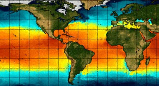 El Niño esteve especialmente ativo entre 1997 e 1998 e entre 2015 e 2016