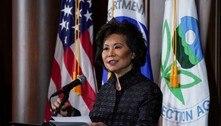 Secretária de Transportes dos EUA deixará o cargo após invasão