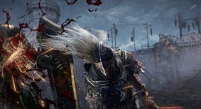 Elden Ring, dos criadores de Dark Souls, é mostrado em trailer épico