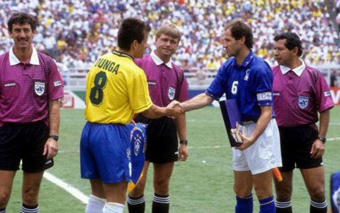 Ele defendeu a Azzurra em três Copas do Mundo. Foi reserva em 1982, quando os italianos conquistaram o título; conquistou o terceiro lugar em 1990 e o vice em 94. Naquela ocasião, Franco, machucado, jogou individualmente bem, mas desperdiçou uma cobrança de pênalti contra o Brasil, na final – além dele, Massaro e Baggio também perderam.
