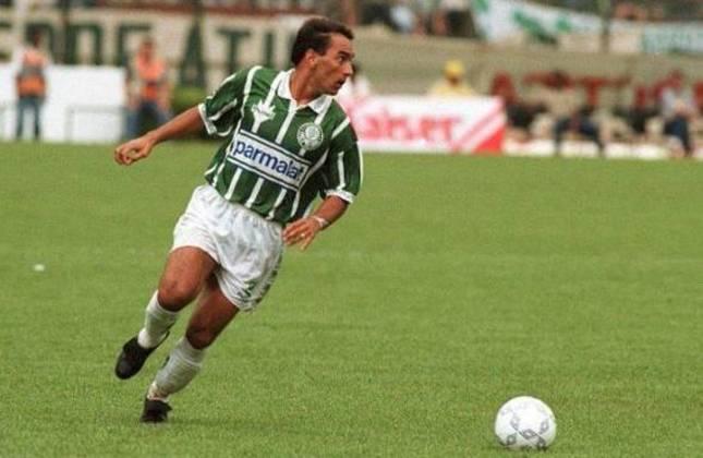 Ele também se envolveu em inúmeras brigas e discussões dentro de campo. Em 94, por exemplo, acertou um soco no lateral André Luiz, no clássico entre Palmeiras e São Paulo, dando início a uma briga generalizada.
