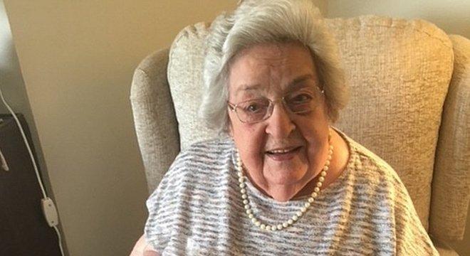 Eleanor Wadsworth pilotou os famosos caças Spitfire 132 vezes durante o conflito
