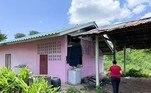 O cenário foi diferente do ataque à casa deRachadawan Phungprasopporn, dia 20, quandoPlai Bunchuay — que é macho e tem cerca de 40 anos — quebrou a parede e roubou um saco de arrozNÃO PERCA:Bombeiros resgatam homem que subiu em árvore para resgatar gato