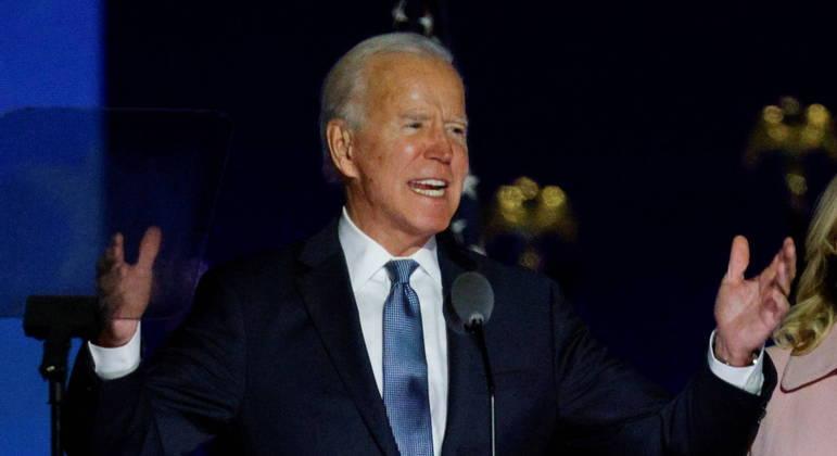 Democrata Joe Biden terá maioria no Senado e na Câmara nos primeiros anos de mandato
