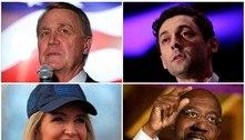EUA: sob tensão, Geórgia escolhe seus senadores nesta 3ª