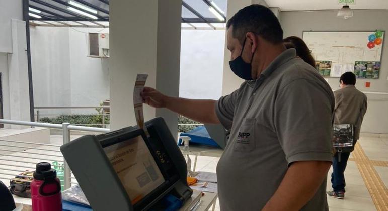 eleição Paraguai