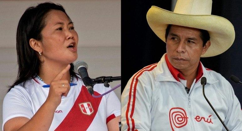 Keiko disse que irá reconhecer resultado que dá vitória a Pedro Castillo no Peru