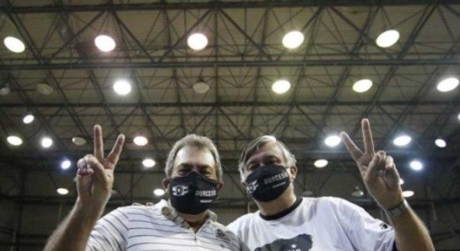Botafogo quer virar clube-empresa