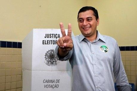 Wilson Lima teve o apoio de 12  deputados na Assembleia