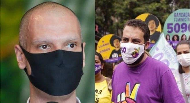 Bruno Covas (PSDB) e Guilherme Boulos (PSOL) disputam 2º turno em SP