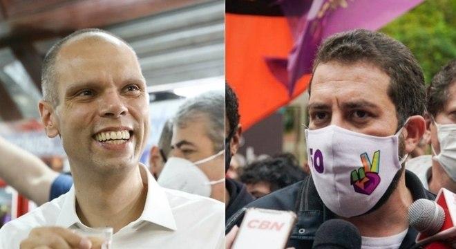 Covas e Boulos projetam alianças para ampliar chances na disputa em SP