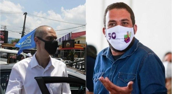 Covas e Boulos intensificam críticas mútuas a poucos dias do 2º turno em SP