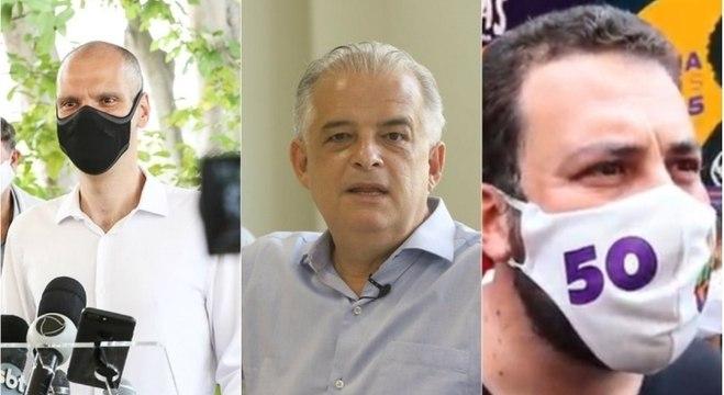 Concorrentes à Prefeitura de SP intensificam agenda na reta final da campanha