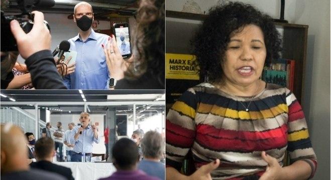Postulantes à Prefeitura de SP intensificam agenda na reta final da campanha
