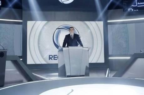 Reinaldo Gottino mediou debate na Record TV, em 2018