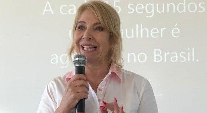 Delegada Teresinha (PTB), registrou roubo ao seu comitê eleitoral, em Campinas