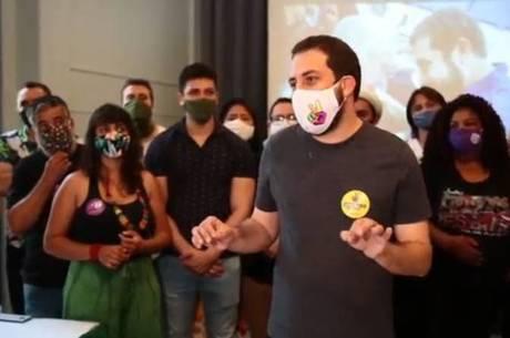Boulos propôs renda solidária e médicos na periferia