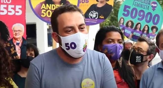 Guilherme Boulos pretende abrir mais equipamentos de saúde na cidade