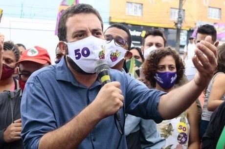 Guilherme Boulos testou positivo para Covid-19
