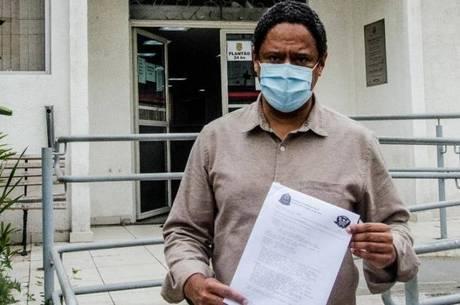 Orlando Silva registrou B.O. por racismo