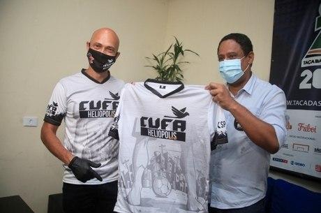 Orlando Silva visitou a Cufa, em Heliópolis