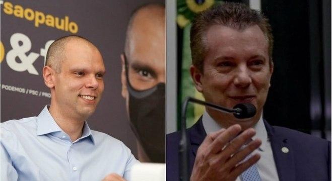 Covas (PSDB) e Russomanno (Republicanos) lideram a corrida em SP, diz Ibope