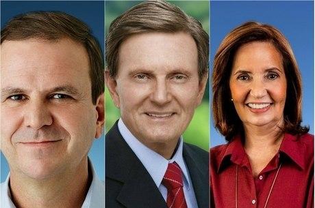 Datafolha: Paes (34%), Crivella (14%), Martha (11%)