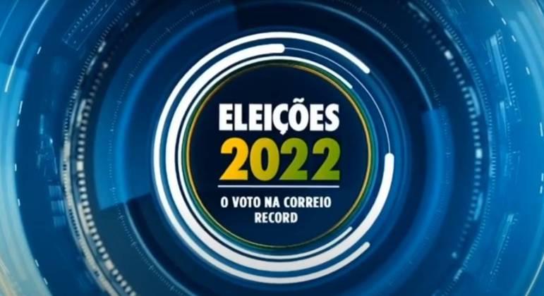 Eleições 2022 TV Correio