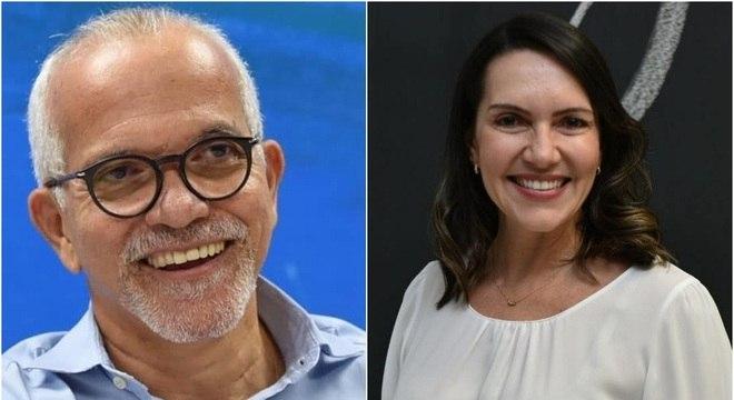 Edvaldo e Delegada Danielle foram os mais votados neste domingo em Aracaju