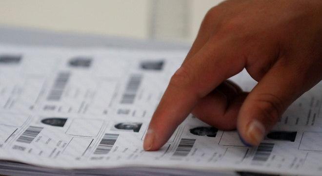 Registros de votação poderão ser fotografados