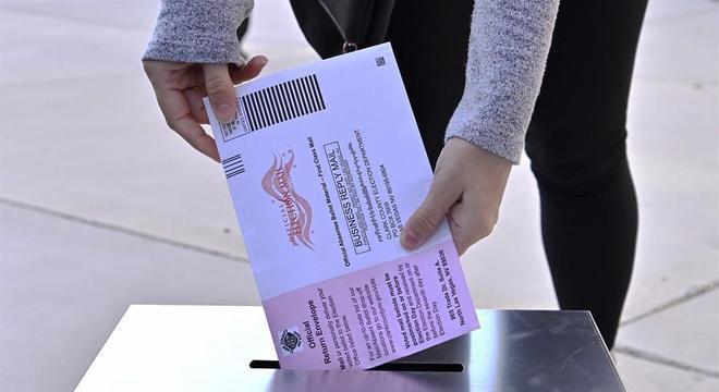 Votos antecipados foram ratificados na eleição em Nevada