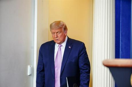 Trump diz que eleições nos EUA foram fraudadas