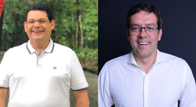 Josiel (DEM) e Dr. Furlan (Cidadania) disputam ao 2º turno em Macapá