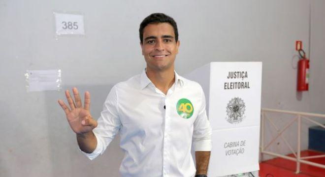 João Henrique Holanda Caldas, PSB, vence em Maceió
