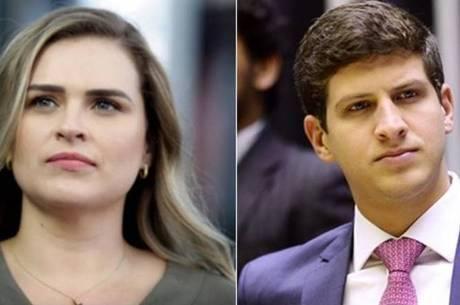 Marília Arraes e João Campos têm empate técnico em Recife