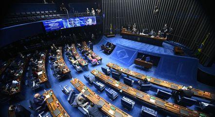 Eleição para presidência do Senado