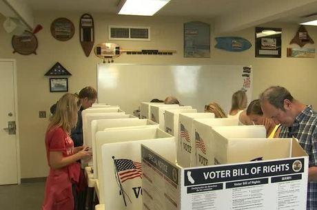 Eleitores buscaram informações antes da votação