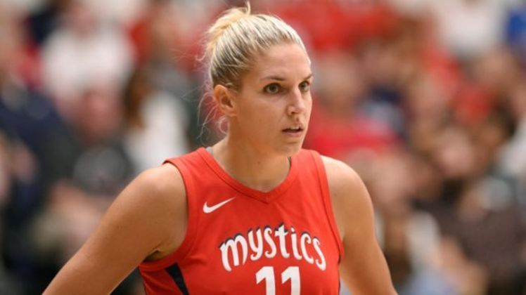 Elena Delle Donne, da WNBA, também.