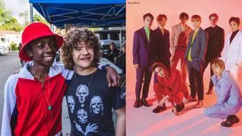 Elenco de 'Stranger Things' terá aulas de K-Pop com o grupo EXO (Cinema 10)
