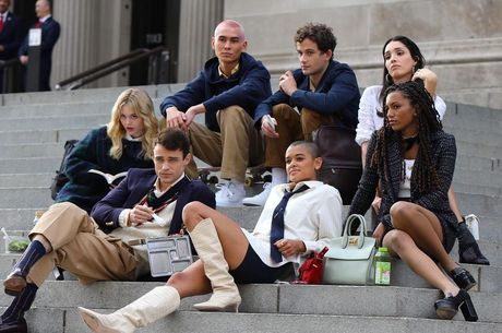 Elenco do reboot de 'Gossip Girl'